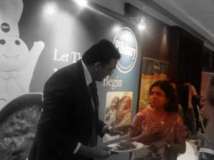 Ms Sunita Narain at  Pillsbury ...