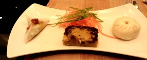 Bao, radish Cake, Dumpling