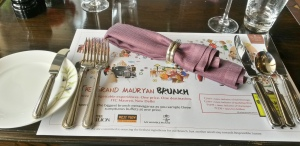 The 'Grand Mauryan' Sunday Brunch @ITC Maurya