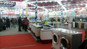 Mall like in a Mela
