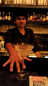 with love from the bartender...Ti Amo