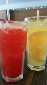 Berry, Early Grey  and Grapefruit , jasmine  Iced teas