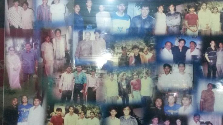 Sainath's bollywood connnection