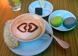 Sofitel leaves a mark on the Coffee.....