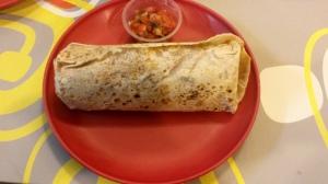 Cannon like Burrito!