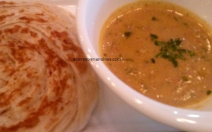 Kerala Parota and Curry