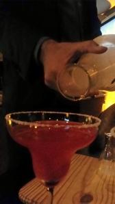 Applewood smoked Margarita