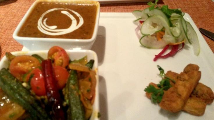 Corporate Lunch Masala Bay Taj lands End