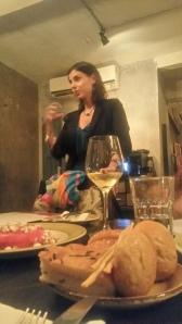 Emma Llorens India Visit Torres