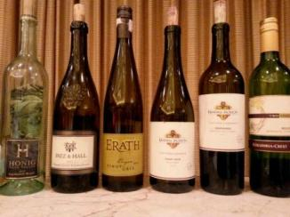 Amrican Wines at ITC Mumbai
