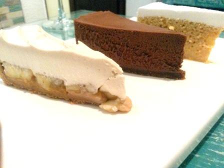 Desserts 5 the restaurant