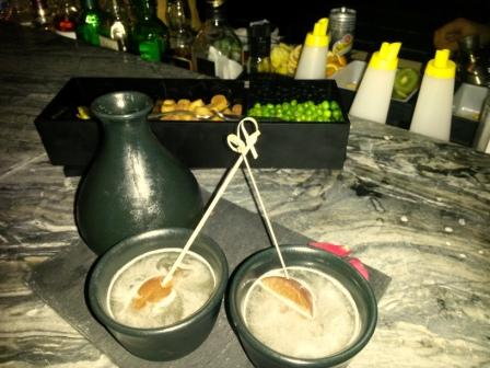 cocktails Bang Ritz Carlton