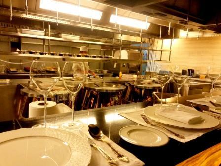Riwaz Open Kitchen Ritz Carlton