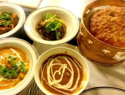 Bakarkhani at Riwaz Ritz Carlton Bengaluru