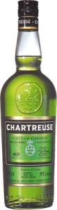 chartreuse Colour and liquor