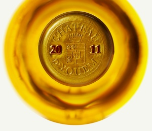 Chateau D' Yquem Colour and Liquor