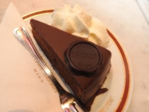 Sacher Torte Vienna