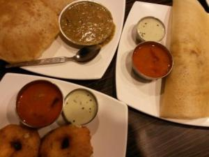 Breakfast Annapurna Goa
