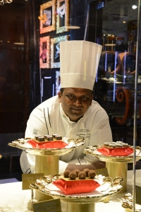 Hanumanta Dhotre Chocolatier Sofitel