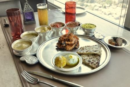 Temple food India