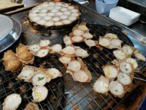 Vegetarian food Bangkok