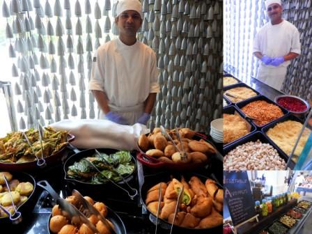 Sunday Brunch JW Cafe Sahar Marriott