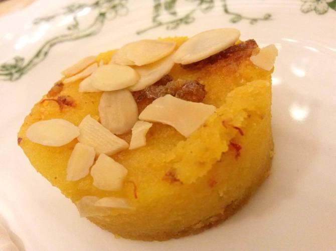 Desserts Dum Pukht