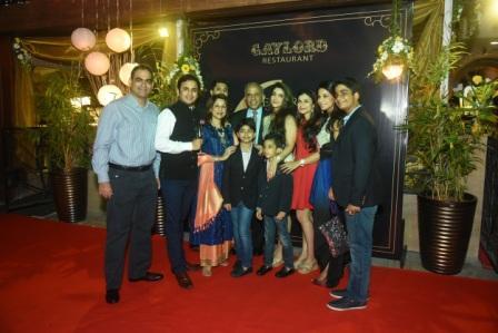 Gaylord Mumbai Lamba family