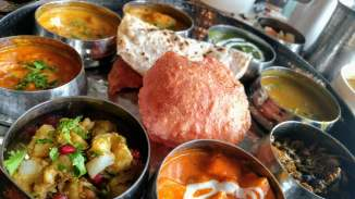 Authentic Rajasthani Thali