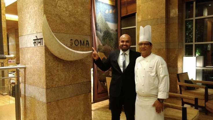 Chef Vinod Rana