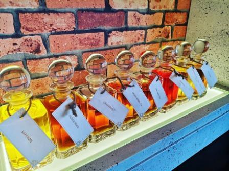 homemade gin infusions at sofitel mumbai bkc