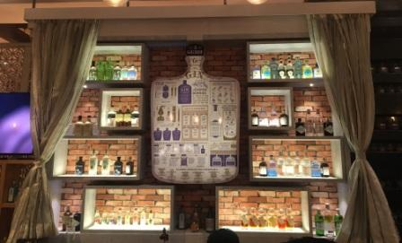 jyran gin bar at sofitel mumbai bkc